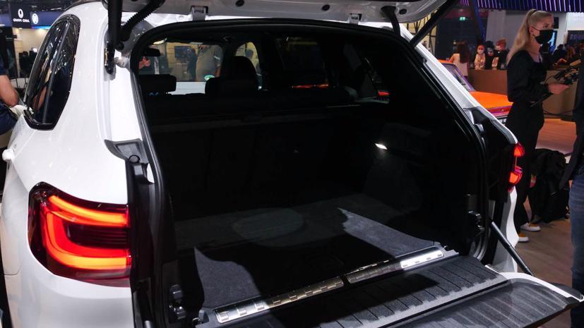 BMW trình diễn mẫu SUV chạy pin nhiên liệu hydro iX5 tại triển lãm Munich - Ảnh 9