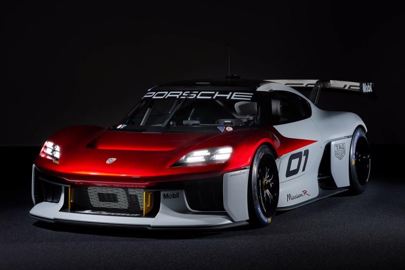 Porsche tiết lộ concept xe đua chạy hoàn toàn bằng điện - Ảnh 2