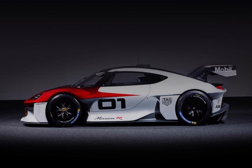 Porsche tiết lộ concept xe đua chạy hoàn toàn bằng điện - Ảnh 3