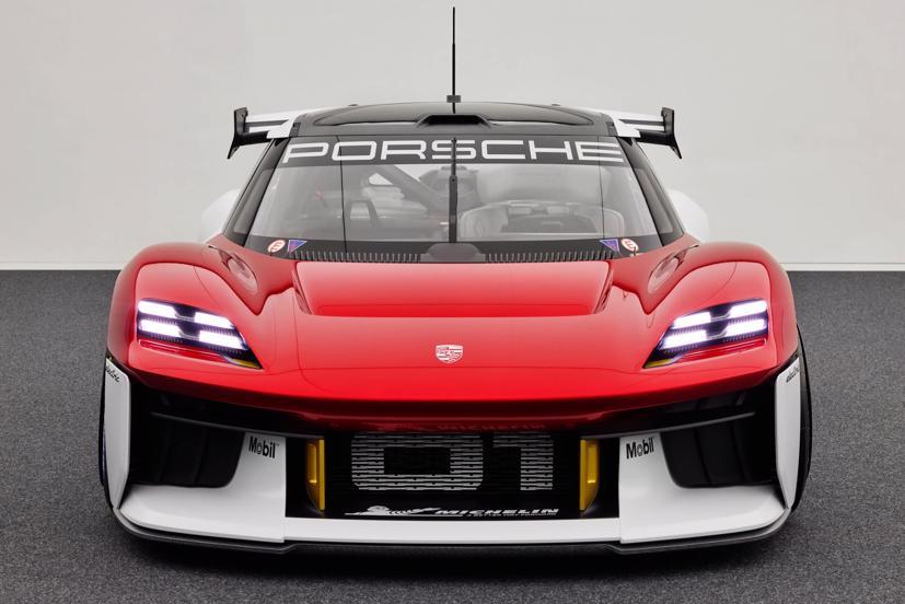 Porsche tiết lộ concept xe đua chạy hoàn toàn bằng điện - Ảnh 5