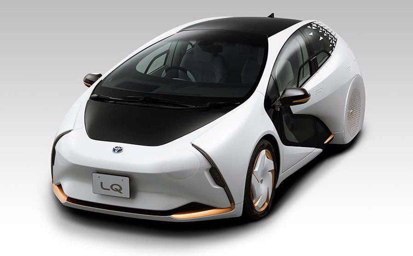 LQ Concept của Toyota
