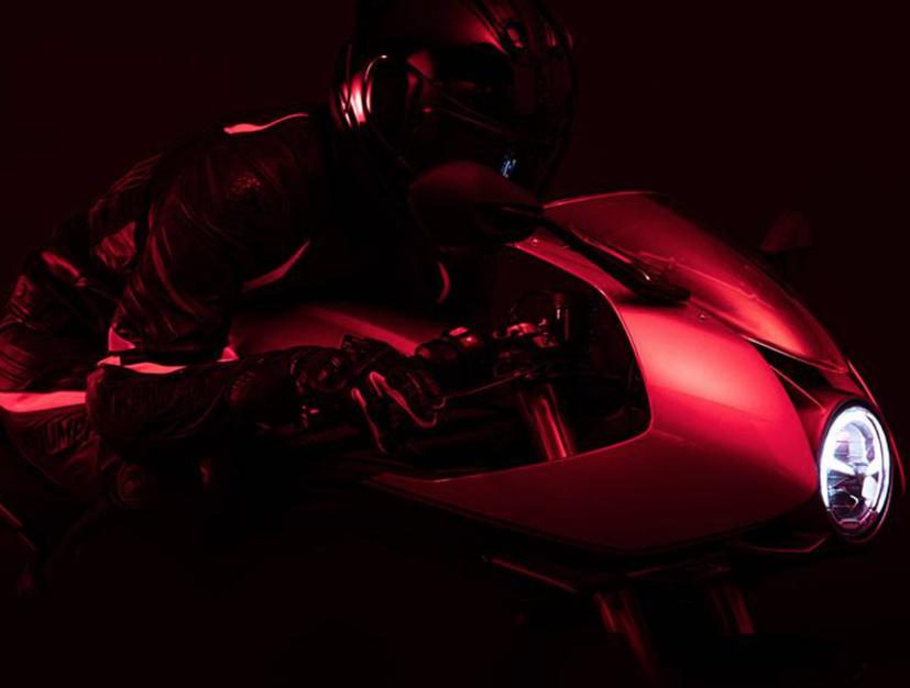Triumph Speed Triple RR 2021 sẽ ra mắt ngày 14/9 sắp tới - Ảnh 1