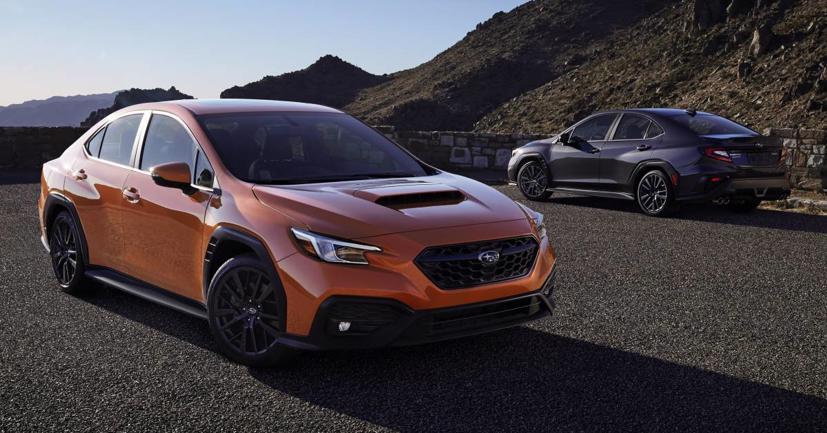 Subaru WRX 2022 ra mắt: Mạnh mẽ hơn với thiết kế, nền tảng mới - Ảnh 2