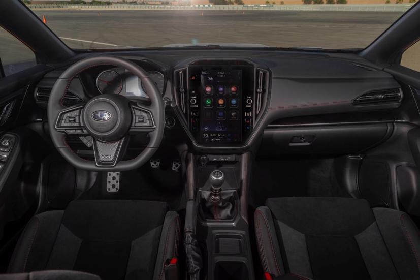 Subaru WRX 2022 ra mắt: Mạnh mẽ hơn với thiết kế, nền tảng mới - Ảnh 11