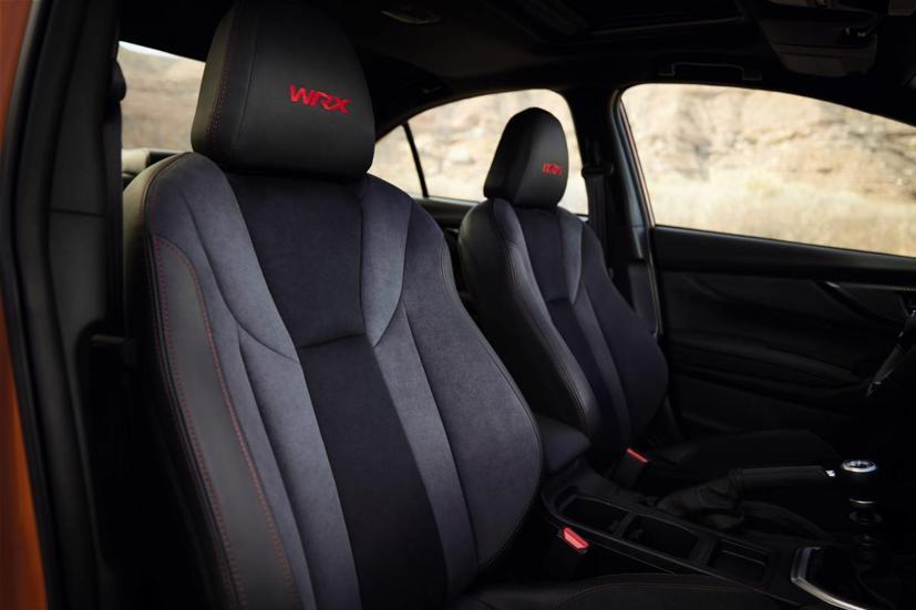 Subaru WRX 2022 ra mắt: Mạnh mẽ hơn với thiết kế, nền tảng mới - Ảnh 10