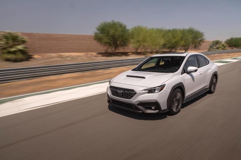 Subaru WRX 2022 ra mắt: Mạnh mẽ hơn với thiết kế, nền tảng mới - Ảnh 5