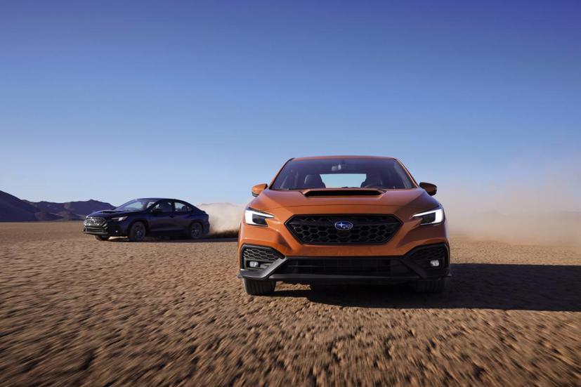 Subaru WRX 2022 ra mắt: Mạnh mẽ hơn với thiết kế, nền tảng mới - Ảnh 3