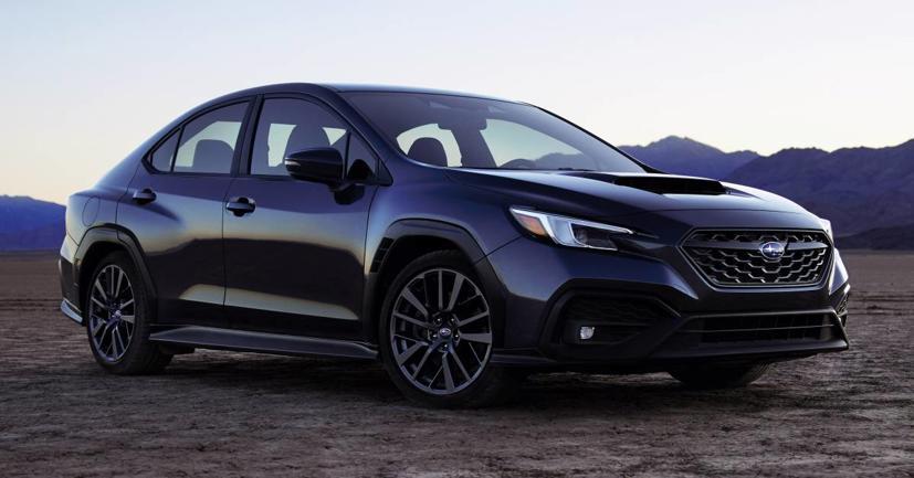 Subaru WRX 2022 ra mắt: Mạnh mẽ hơn với thiết kế, nền tảng mới - Ảnh 4