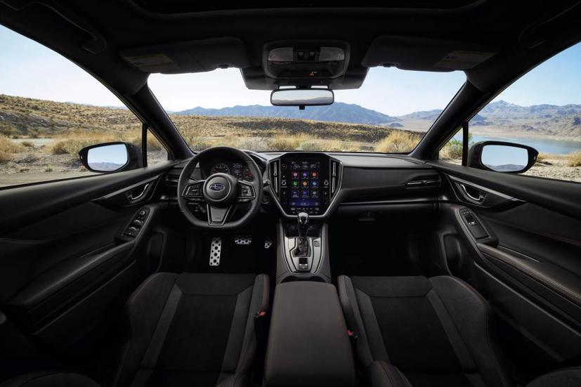 Subaru WRX 2022 ra mắt: Mạnh mẽ hơn với thiết kế, nền tảng mới - Ảnh 8