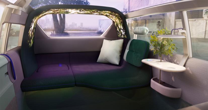 Mini Vision Urbanaut– Xe minivan phong cách tương lai có thể được sản xuất - Ảnh 7