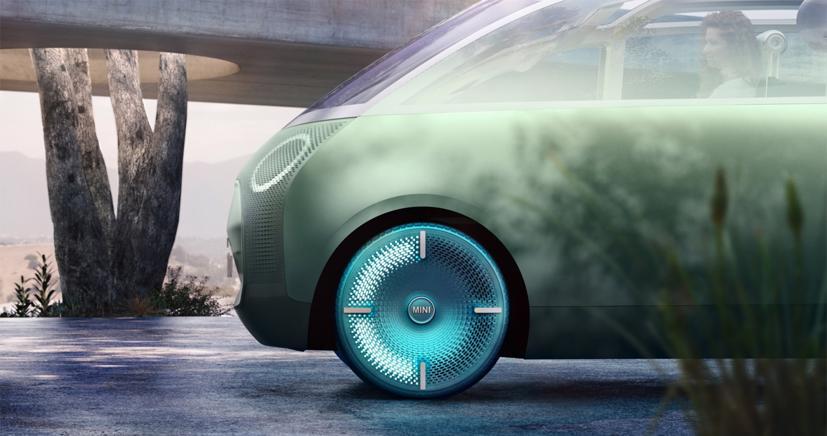 Mini Vision Urbanaut– Xe minivan phong cách tương lai có thể được sản xuất - Ảnh 5