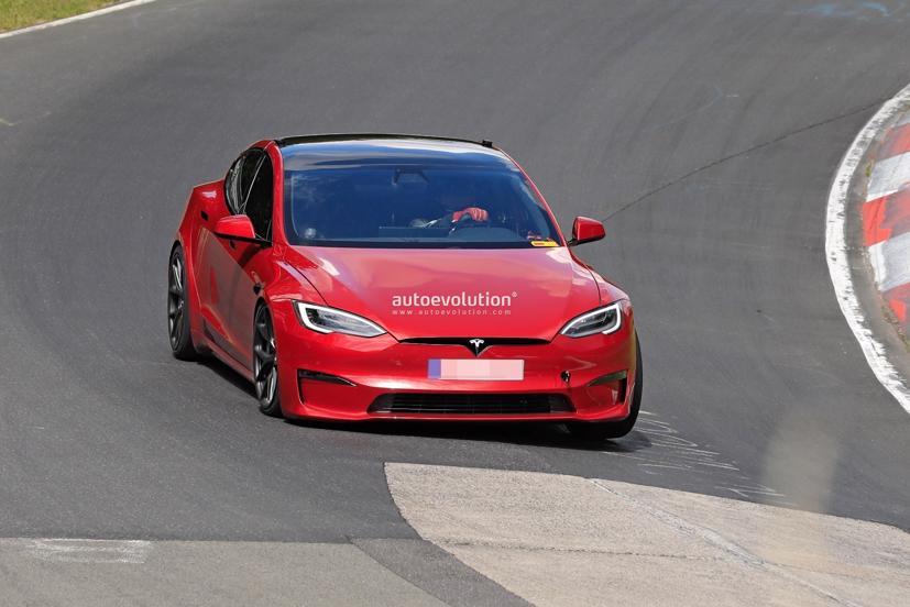 Tesla Model S Plaid lập kỷ lục xe điện thương mại nhanh nhất - Ảnh 1