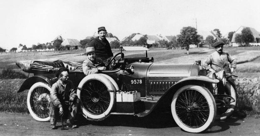 Lịch sử xe Peugeot - hãng xe lâu đời nhất thế giới - Ảnh 1