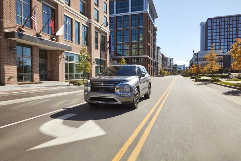 Mitsubishi Outlander SUV 2022 nhận xếp hạng an toàn cao nhất tại Mỹ - Ảnh 2
