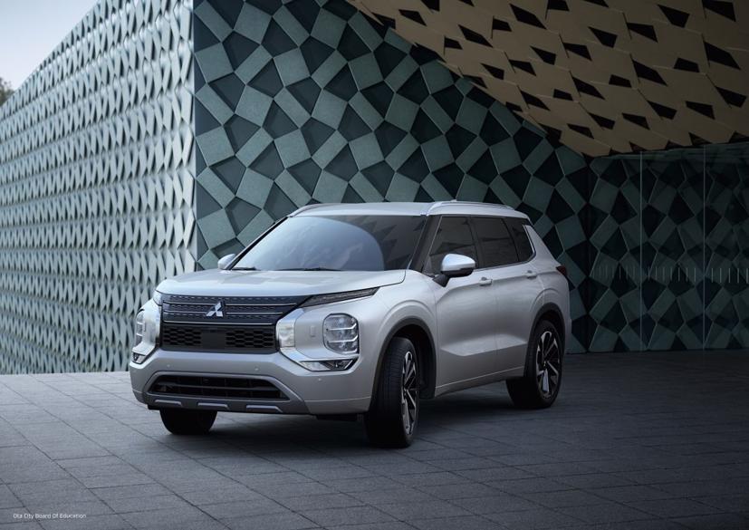 Mitsubishi Outlander SUV 2022 nhận xếp hạng an toàn cao nhất tại Mỹ - Ảnh 1