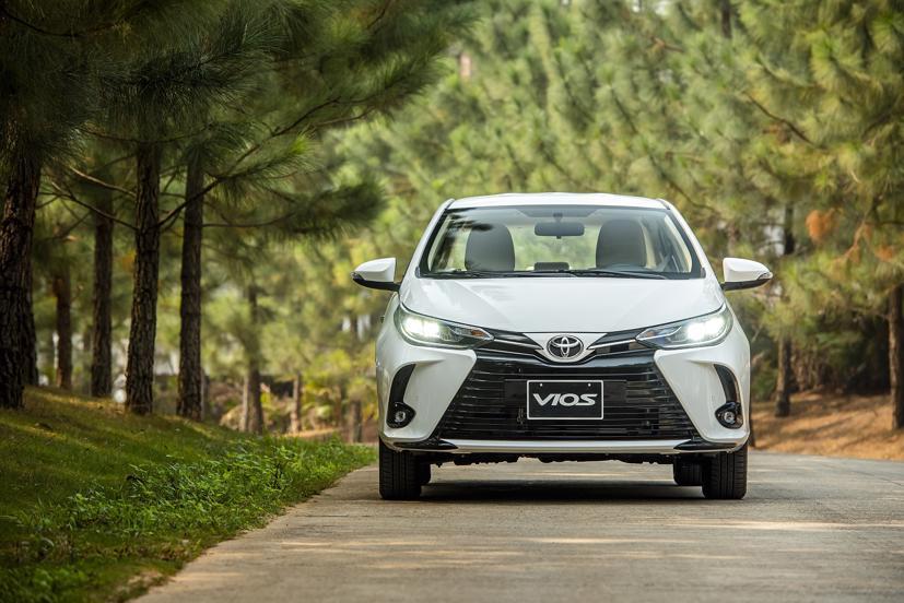 Loạt xe Toyota tung ưu đãi, cả Vios và Fortuner đều cố kích cầu - Ảnh 2