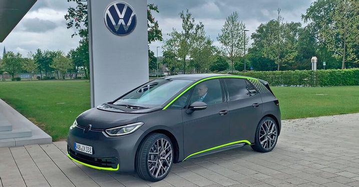 Volkswagen hé lộ thông số kỹ thuật mẫu ID X concept chuẩn bị được sản xuất - Ảnh 2