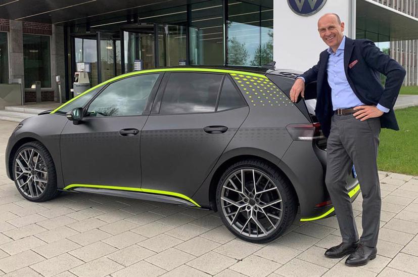 Volkswagen hé lộ thông số kỹ thuật mẫu ID X concept chuẩn bị được sản xuất - Ảnh 1