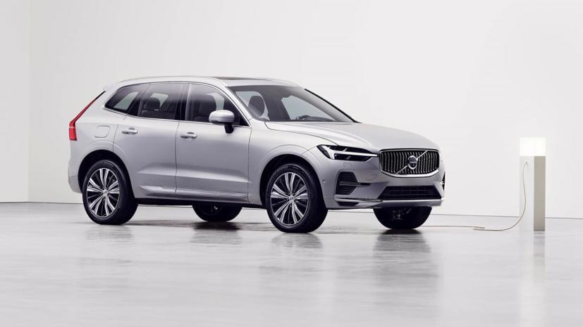 Volvo XC60, XC90 plug-in hybrid 2022 sẽ có pin lớn hơn - Ảnh 1