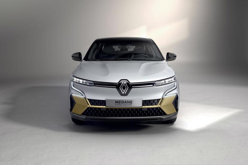 Tính năng đặc biệt của Renault Megane EV giúp nhân viên cứu hộ rất nhanh khi có tai nạn  - Ảnh 2