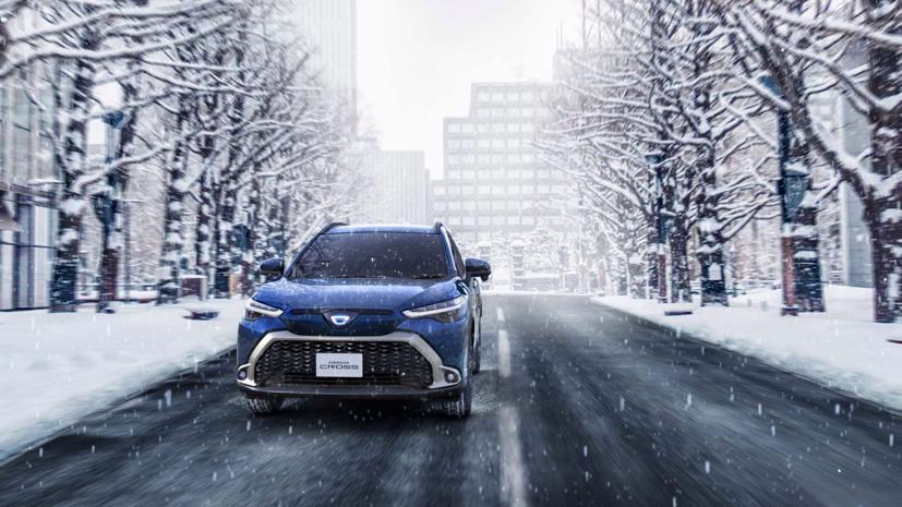 Toyota Corolla Cross 2022 ra mắt tại quê nhà Nhật Bản - Ảnh 2