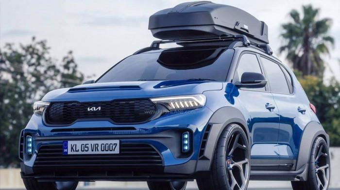 Kia Sonet sắp ra mắt khách hàng Việt Nam đang bán chạy bất ngờ tại Ấn Độ - Ảnh 1