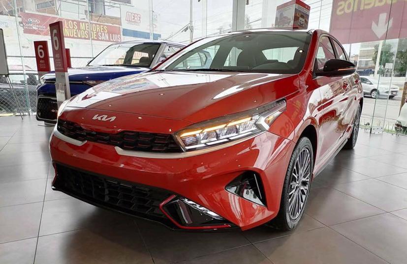 Kia Cerato đổi tên thành Kia K3 tại Việt Nam.