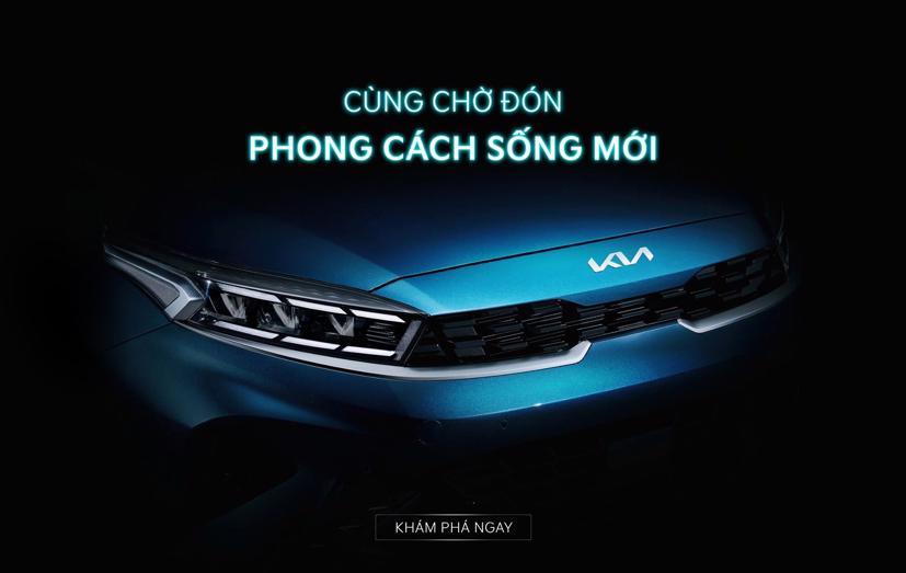 Hình ảnh Kia Cerato 2021 được fanpage Kia Việt Nam hé lộ.