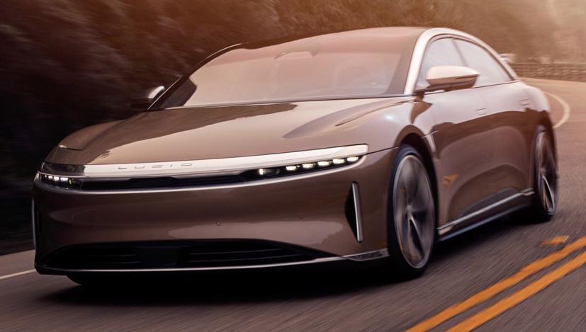Lucid Air vượt mặt Tesla Model S về phạm vi sử dụng  - Ảnh 1
