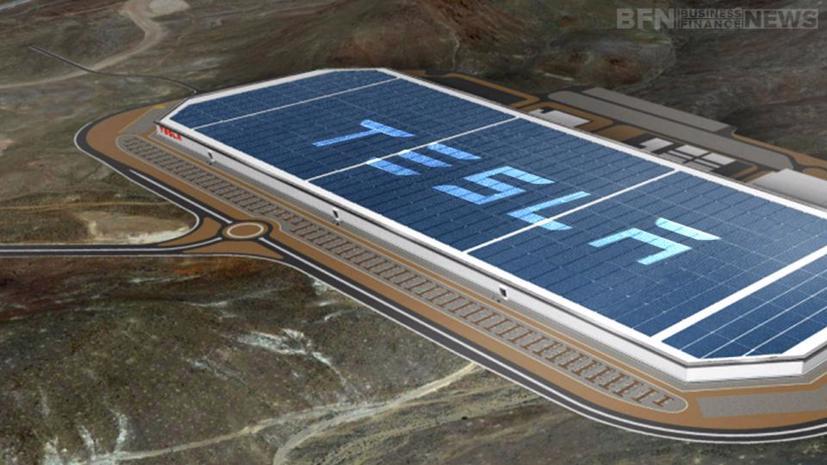 Elon Musk hé lộ thông tin về siêu nhà máy mới - Ảnh 1