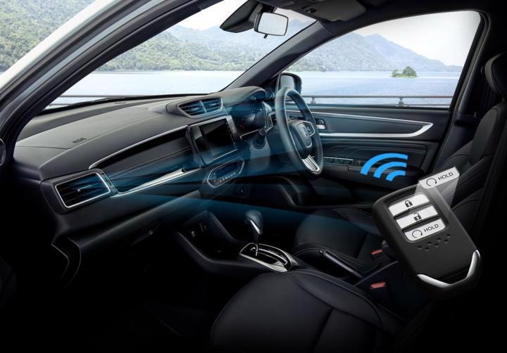 Honda BR-V 2022 lộ diện - Ảnh 4
