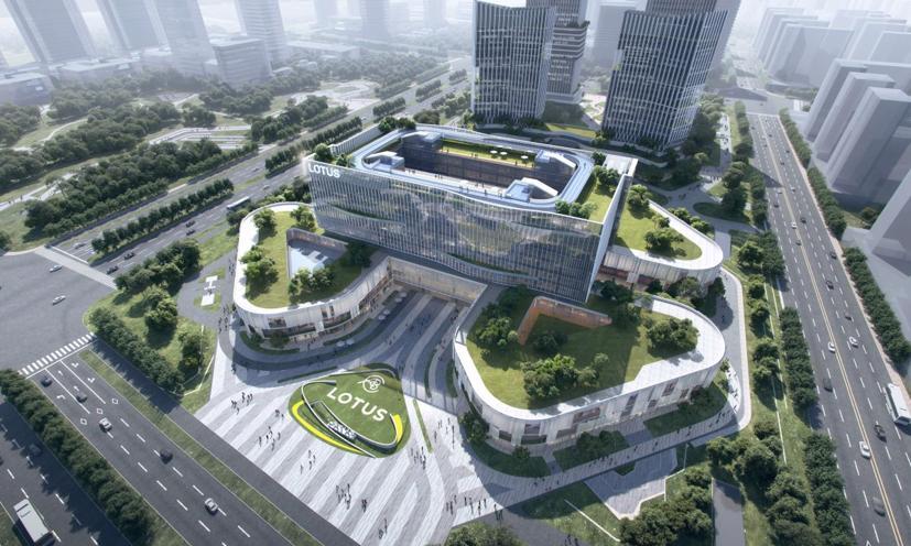 Lotus công bố kiến trúc xe điện thể thao thế hệ tương lai - Ảnh 1