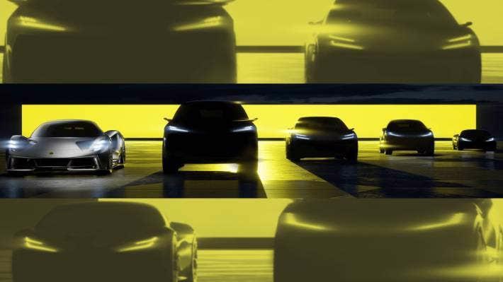 Lotus công bố kiến trúc xe điện thể thao thế hệ tương lai - Ảnh 2