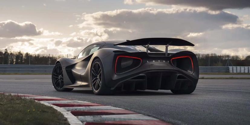 Lotus công bố kiến trúc xe điện thể thao thế hệ tương lai - Ảnh 3