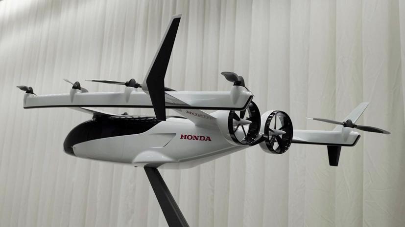 """eVTOL - """"Ô tô bay"""" tương lai của Honda - Ảnh 2"""