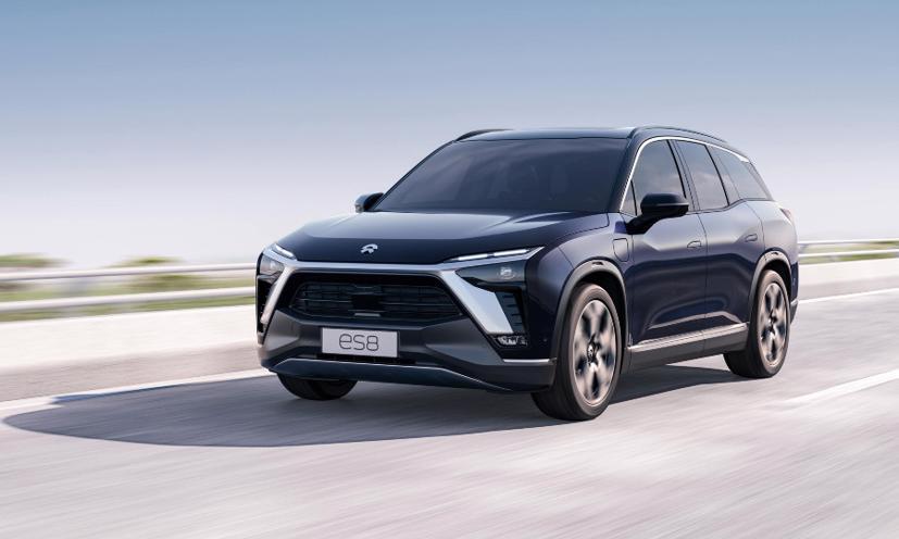 Nio khởi động cuộc tấn công thị trường xe điện châu Âu bằng mẫu ES8.