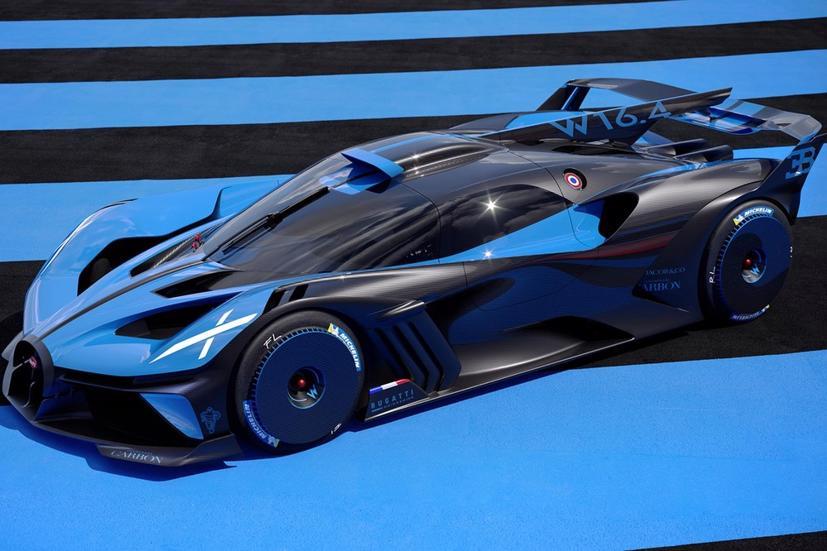 Bugatti Bolide - Hypercar đẹp nhất thế giới 2021 - Ảnh 8