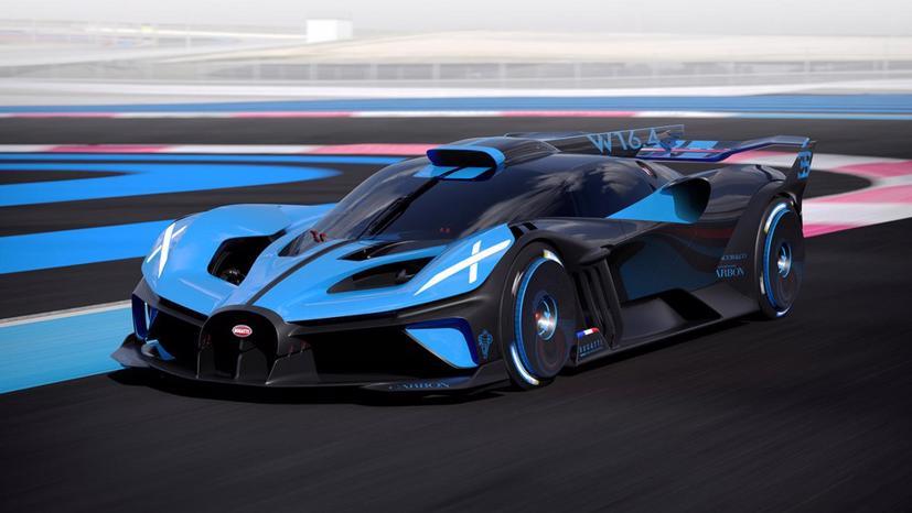 Bugatti Bolide - Hypercar đẹp nhất thế giới 2021 - Ảnh 3