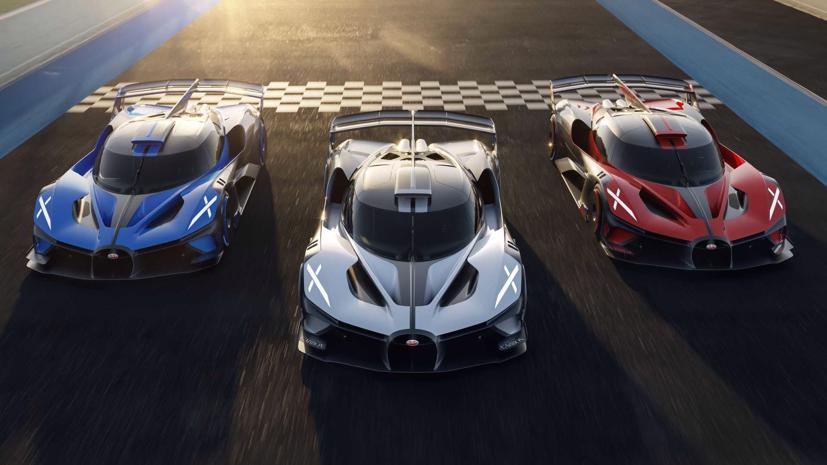 Bugatti Bolide - Hypercar đẹp nhất thế giới 2021 - Ảnh 2