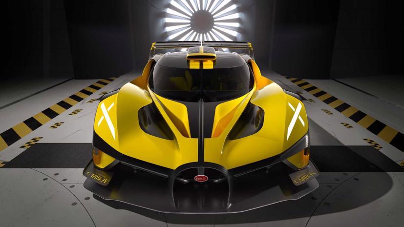 Bugatti Bolide - Hypercar đẹp nhất thế giới 2021 - Ảnh 6
