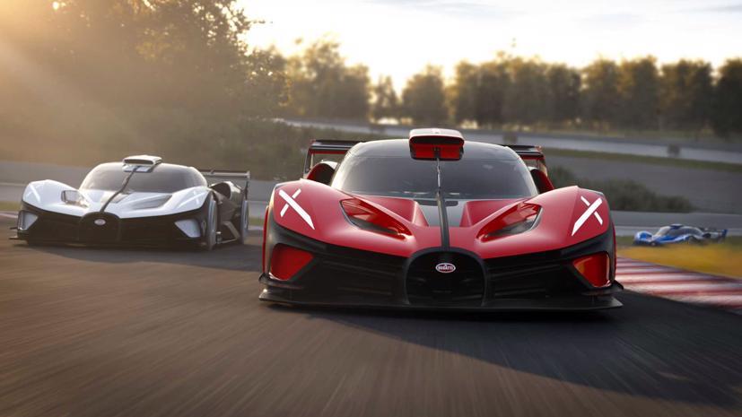 Bugatti Bolide - Hypercar đẹp nhất thế giới 2021 - Ảnh 7