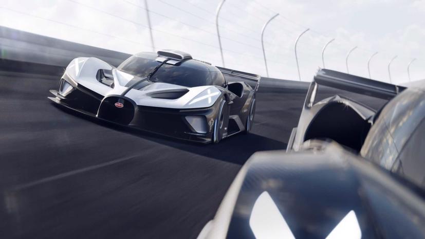 Bugatti Bolide - Hypercar đẹp nhất thế giới 2021 - Ảnh 4