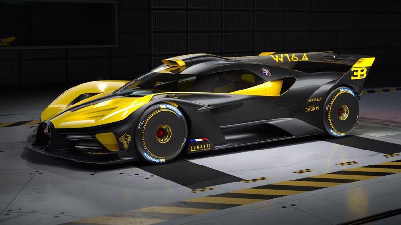 Bugatti Bolide - Hypercar đẹp nhất thế giới 2021 - Ảnh 5