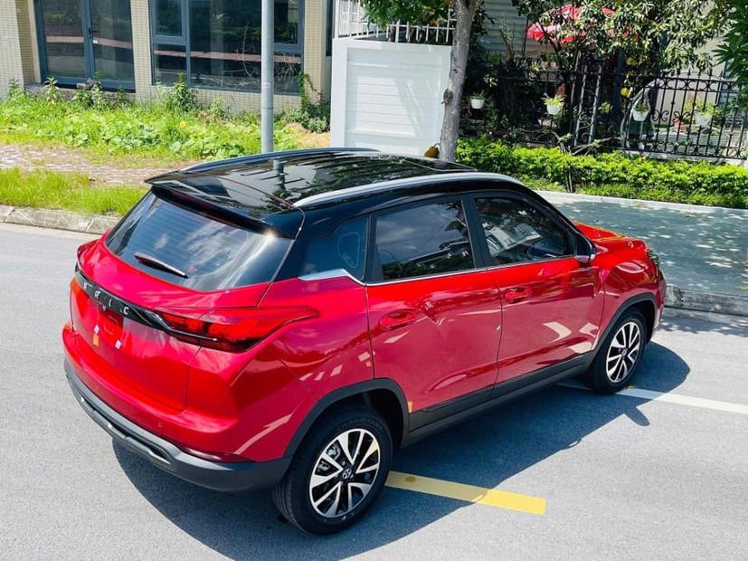 Ô tô Trung Quốc Beijing X3 giá chưa đến 200 triệu đồng về Việt Nam - Ảnh 1