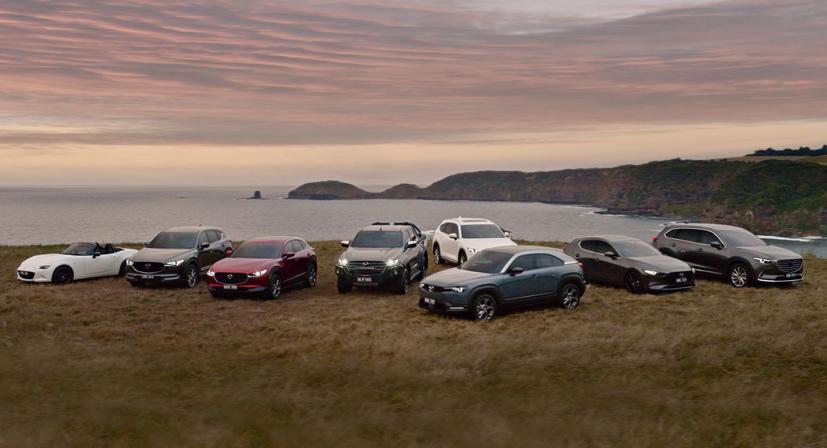 Mazda sẽ ra mắt 5 mẫu SUV mới năm 2022 và 2023 - Ảnh 1