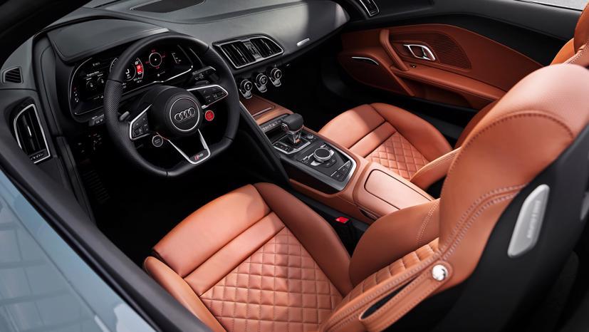 Audi R8 V10 Performance RWD 2022 lộ diện: Động cơ V10, 562 mã lực - Ảnh 7