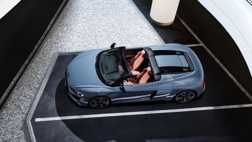 Audi R8 V10 Performance RWD 2022 lộ diện: Động cơ V10, 562 mã lực - Ảnh 5