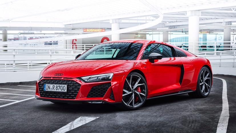 Audi R8 V10 Performance RWD 2022 lộ diện: Động cơ V10, 562 mã lực - Ảnh 2