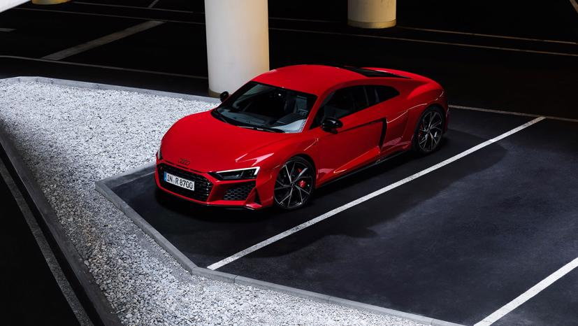 Audi R8 V10 Performance RWD 2022 lộ diện: Động cơ V10, 562 mã lực - Ảnh 4