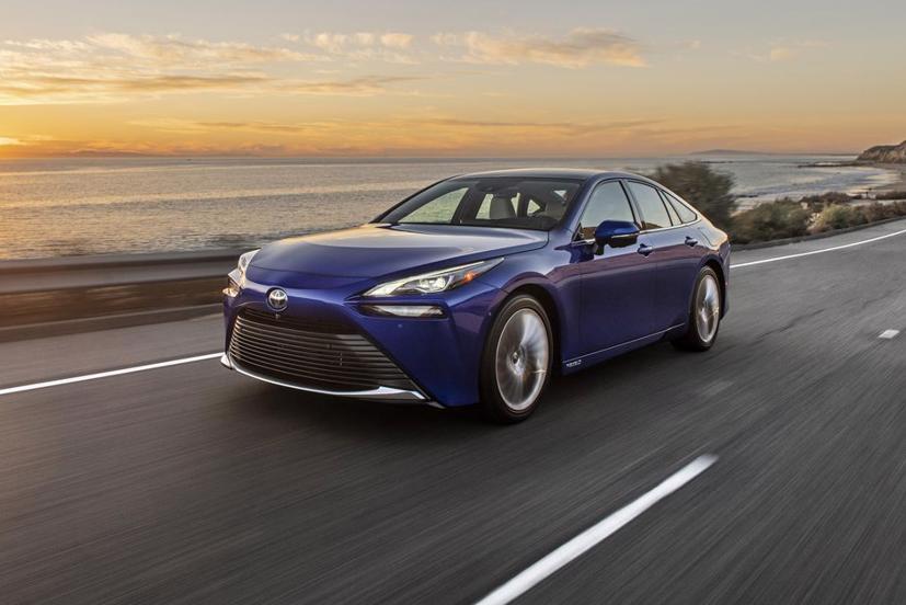 Toyota Mirai lập kỷ lục Guinness - Ảnh 3